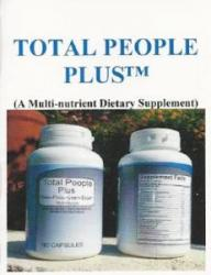 Total People Plus (A Multi-nutrient Dietary Supplement)